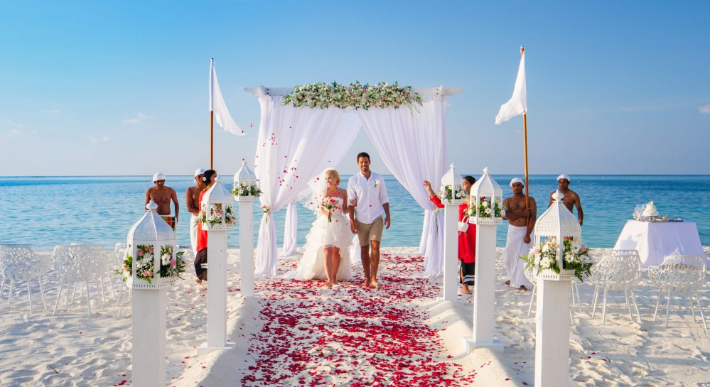 Huvafen Fushi Wedding Ceremony 1