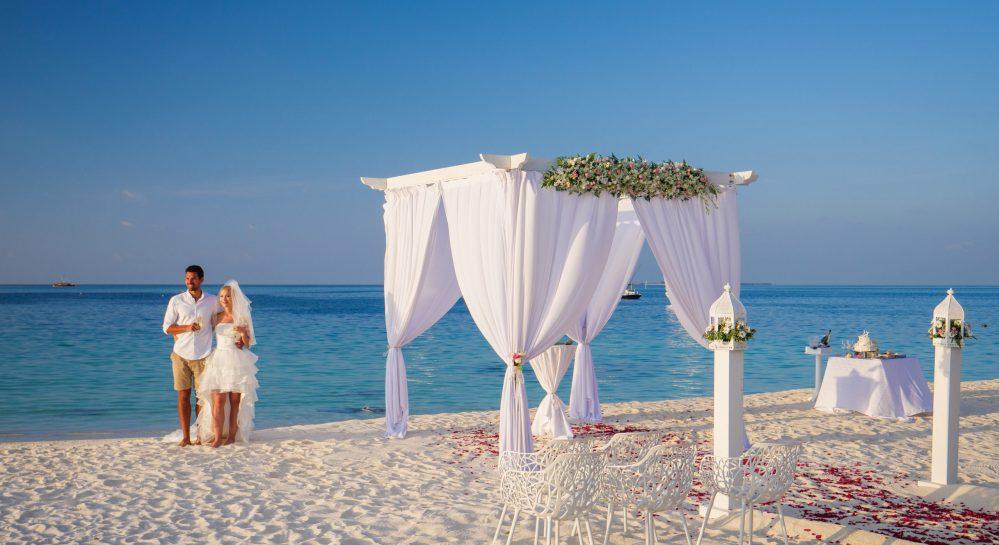 Huvafen Fushi Wedding Ceremony 3
